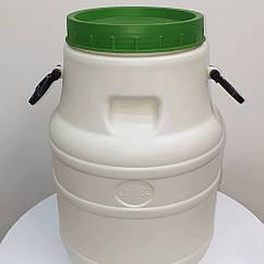 Бочка для браги пищевая 50 литров