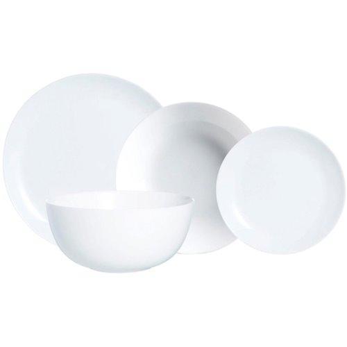 Сервиз Luminarc DIWALI белый 19 предметов