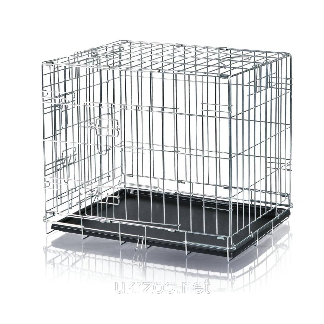 Клетка вольер для собак  Trixie 78 x 62 x 55 см (металл)