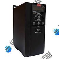 Частотный преобразователь Danfoss (Данфосс) VLT Micro Drive FC 51 7,5 кВт 3 ф 380 В (132F0030)