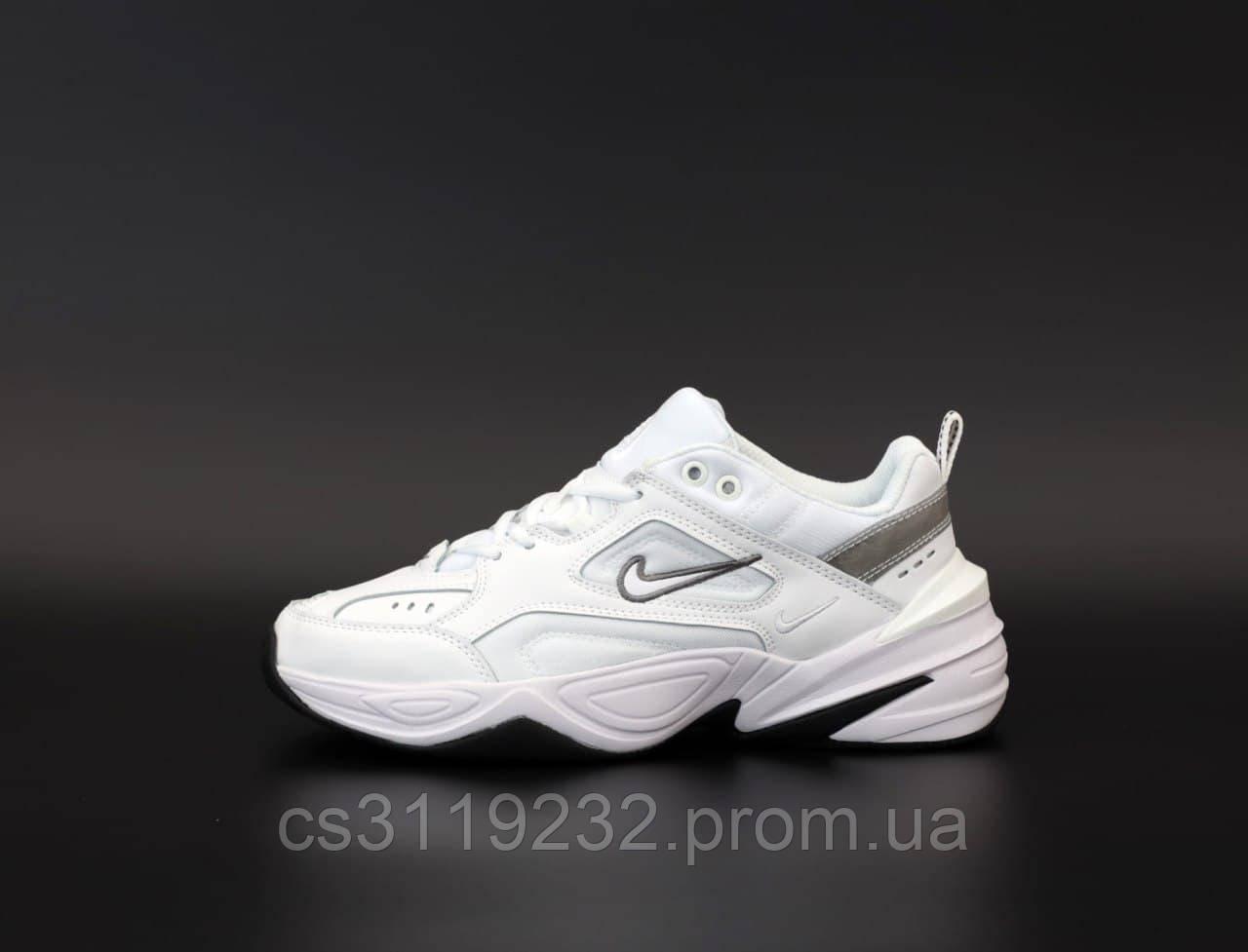 Женские кроссовки  Nike M2K Tekno White (белый)