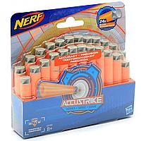 Набор патроны Hasbro Nerf Акустрайк 24 стрелы (C0163)
