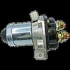 Кнопковий вимикач маси КАМАЗ, МАЗ 5320.3737010-01 (мідна котушка), фото 2