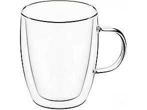 Чашка стеклянная с двойными стенками 270 Мл ARDESTO 2шт AR-2627G, фото 2