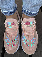 Кроссовки женские 8 пар в ящике розового цвета 36-41, фото 4
