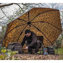 Зонт камуфляжный Fox Camo Brolly 45inch/115см, фото 2