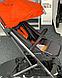 Дитяча прогулянкова коляска Espiro Art 11 Orange Juice (Еспіро Арт), фото 2