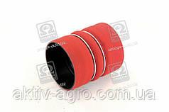 Патрубок интеркулера DAF Q100x130 mm
