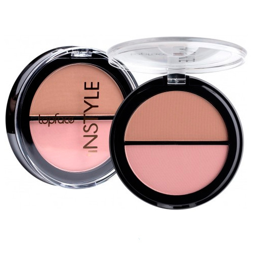 TopFace Двойные румяна Instyle Twin Blush On PT353 005 10 г