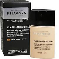 Тональний флюїд перфектор Filorga Flash-Nude Fluid.(оригінал Франція)