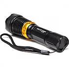 Підводний ліхтар BL 8762 XPE ліхтарик для дайвінгу, Чорний, фото 2