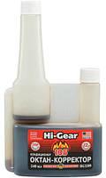 Октан-корректор и кондиционер Hi-Gear для системы питания бензиновых двигателей, с SMT2 240мл