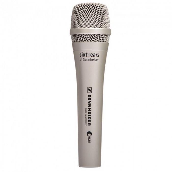 Микрофон проводной Sennheiser DM Е935, Серый
