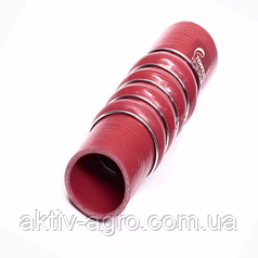 Патрубок интеркулера MAN Q65x180) mm