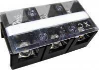 Клеммная колодка ТС603, 60А, 3 полюса