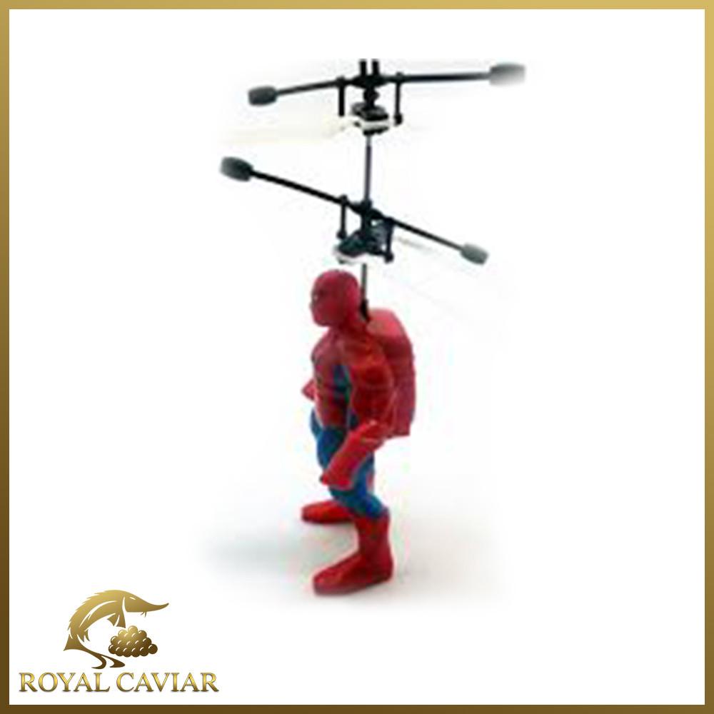Літаюча іграшка індукційна Супер Герой Hero Flying Людина-Павук Spider-Man