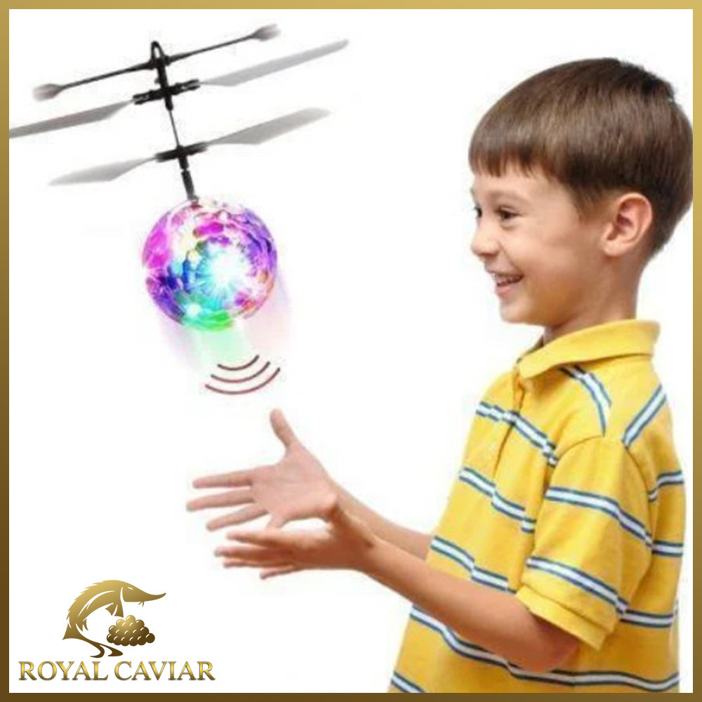 Літаючий сенсорний шар Crystal Ball