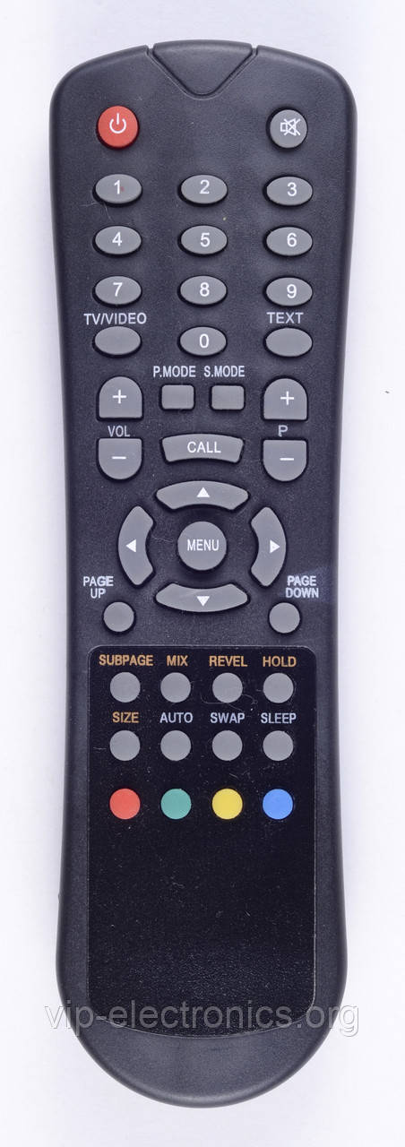 Пульт Bravis LCD TV BLACK як оригінал