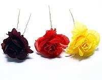 Шпилька Цветок (Асорт.)