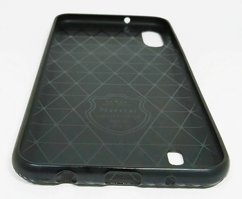 Накладка TPU Strip Case Samsung A10S черный