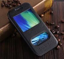 Чехол-книга с окошком для Samsung Galaxy J5 J500