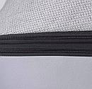 Дитяча коляска 2 в 1 Expander DEXO D-15022 колір GreyFox, водовідштовхувальна тканина + еко-шкіра, фото 4