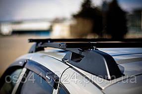 Багажник на рейленги Hyundai Santa Fe 2 2006-2012 RR1214 1200 мм