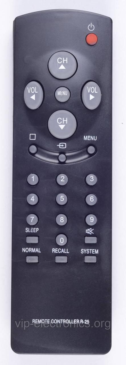 Пульт Daewoo  R-25 (TV) як оригінал