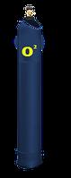 Кислород в баллонах