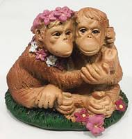 Статуєтки обезьянки