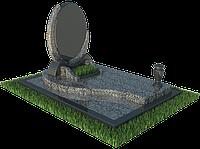 Памятник из гранита ПГ - 029