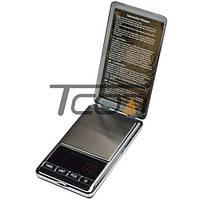 Электронные ювелирные карманные весы KD02 (500g±0.1)