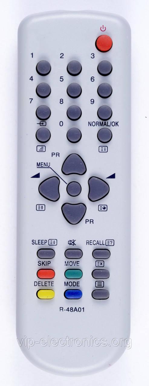 Пульт Daewoo  R-48A01 (TV) з ТХТ