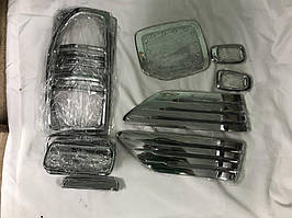 Toyota LC 90 Prado Хром пакет (комплект)