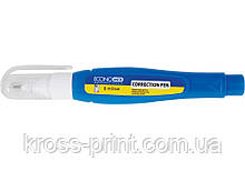 Корректор-ручка Economix, металл. кончик, 8 мл