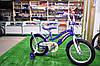 """Детский велосипед Veloz 16"""" фиолетовый №2"""