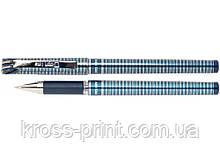Ручка гелевая OPTIMA EXCLUSIVE 0,5 мм, пишет синим