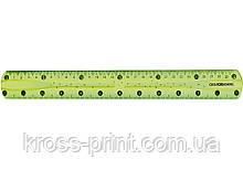 """Линейка PVC """"FLEX"""", 30 см"""