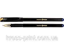 Ручка гелевая Optima FINANTIAL синяя
