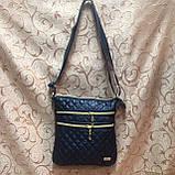 Клатч женский Сумка стеганная  черный+Золотой/Женские сумка/сумка стеганная/Сумка для через плечо(только ОПТ), фото 3