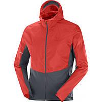 Куртка Salomon AGILE FZ HOODIE M - Оригинал, фото 1