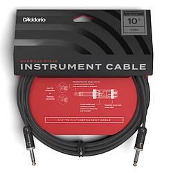 Инструментальный кабель D`Addario PW-AMSG-10 American Stage (3m)