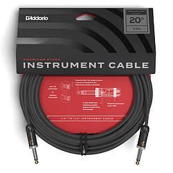 Инструментальный кабель D`Addario PW-AMSG-20 American Stage (6m)