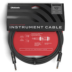 Інструментальний кабель d'addario PW-AMSK-10 American Stage Kill Switch (3m)