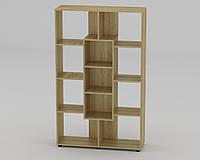 """Книжный шкаф (этажерка ) - """"КШ-4"""" Компанит"""