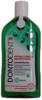 Жидкость для полоскания рта DM Dontodent Antibakterielle Mundhygiene 500мл.