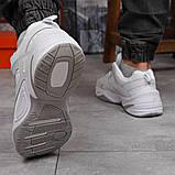 Кросівки чоловічі 18201, Nike M2K Tekno, білі, [ 41 42 43 44 45 46 ] р. 41-26,2 див. 44, фото 5
