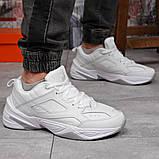 Кросівки чоловічі 18201, Nike M2K Tekno, білі, [ 41 42 43 44 45 46 ] р. 41-26,2 див. 44, фото 7