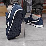 Кросівки чоловічі 18211, Reebok Classic, темно-сині, [ 41 42 43 44 45 ] р. 41-26,0 див. 43, фото 5