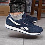 Кросівки чоловічі 18211, Reebok Classic, темно-сині, [ 41 42 43 44 45 ] р. 41-26,0 див. 43, фото 7